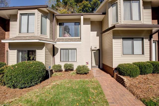 318 Winding Forest Drive, Winston Salem, NC 27104 (MLS #956075) :: RE/MAX Impact Realty
