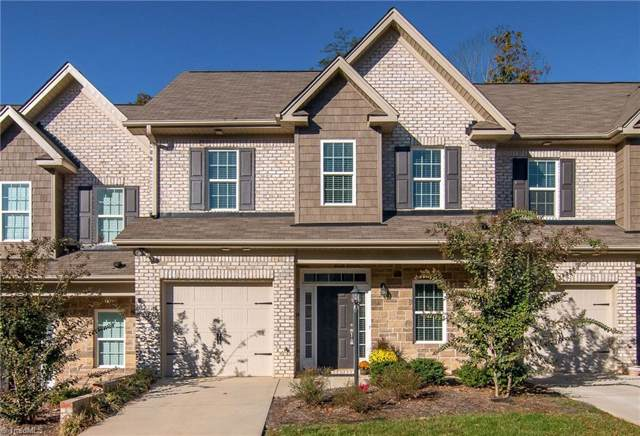 5 Pisgah Forest Circle, Greensboro, NC 27455 (MLS #956149) :: Ward & Ward Properties, LLC