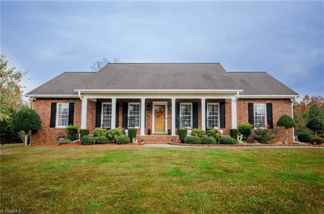 160 Barringer Drive, Statesville, NC 28625 (MLS #956171) :: RE/MAX Impact Realty