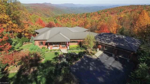 358 Troon Avenue, Roaring Gap, NC 28668 (MLS #956313) :: Ward & Ward Properties, LLC