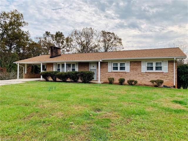 1458 Cartpath Road, North Wilkesboro, NC 28659 (MLS #956319) :: RE/MAX Impact Realty