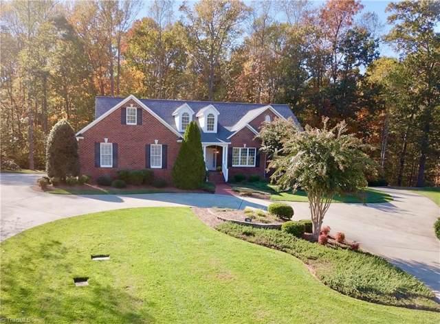 116 Burkeview Court, Lexington, NC 27295 (MLS #956359) :: Ward & Ward Properties, LLC