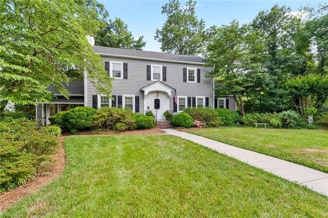 1111 Forest Hill Drive, High Point, NC 27262 (MLS #956368) :: Ward & Ward Properties, LLC