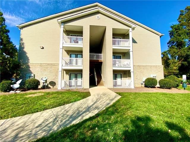 7100 Friendly Avenue #108, Greensboro, NC 27410 (MLS #956423) :: Ward & Ward Properties, LLC