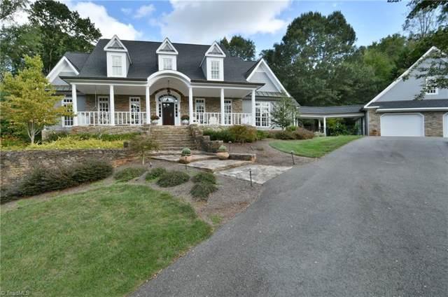 3920 Beechridge Road, Winston Salem, NC 27106 (MLS #956475) :: Ward & Ward Properties, LLC
