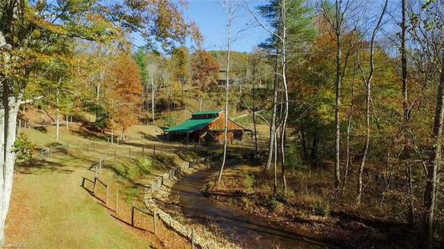 597 Hidden Hollow Lane, Moravian Falls, NC 28654 (MLS #956528) :: RE/MAX Impact Realty