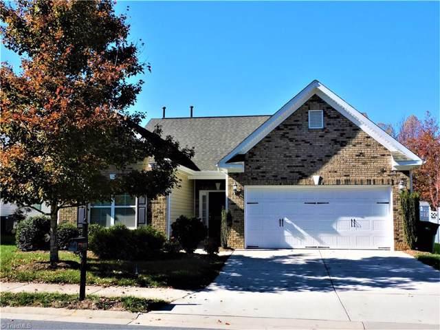 5371 Esher Drive, Walkertown, NC 27051 (MLS #956531) :: Ward & Ward Properties, LLC