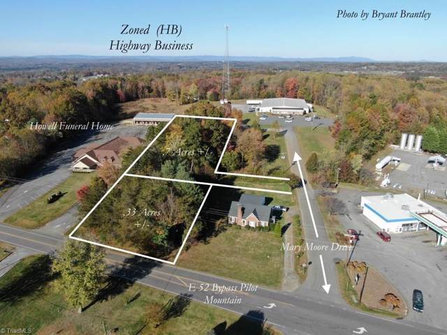 33 E 52 Bypass, Pilot Mountain, NC 27041 (MLS #956543) :: RE/MAX Impact Realty