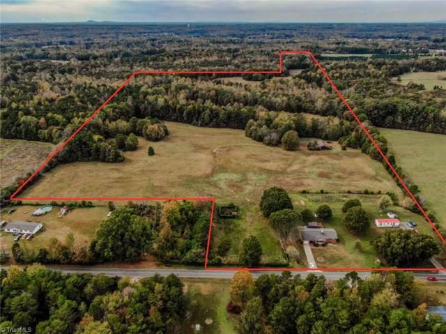 1575 Shinnville Road, Cleveland, NC 27013 (MLS #956585) :: RE/MAX Impact Realty