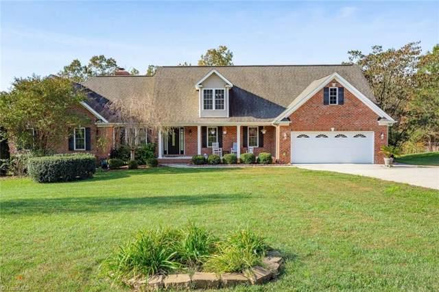 3701 Brandon Drive, High Point, NC 27265 (MLS #956593) :: Ward & Ward Properties, LLC