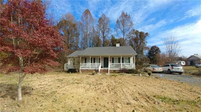 130 Delancey Road, Reidsville, NC 27320 (MLS #956668) :: Ward & Ward Properties, LLC