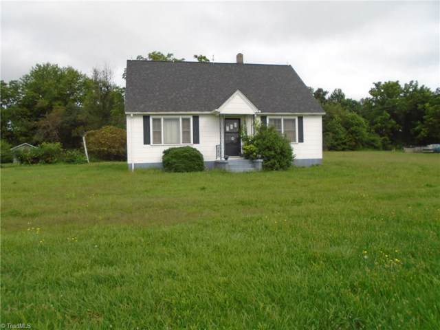 5223 Nc Highway 65, Reidsville, NC 27320 (MLS #956722) :: Ward & Ward Properties, LLC