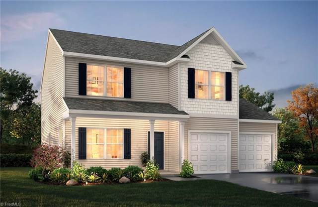 5610 Tier View Trail X-94, Greensboro, NC 27405 (MLS #956736) :: Ward & Ward Properties, LLC