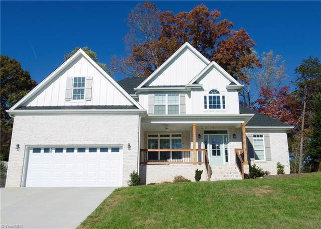 4653 Pebble Lake Drive, Pfafftown, NC 27040 (MLS #956802) :: Ward & Ward Properties, LLC