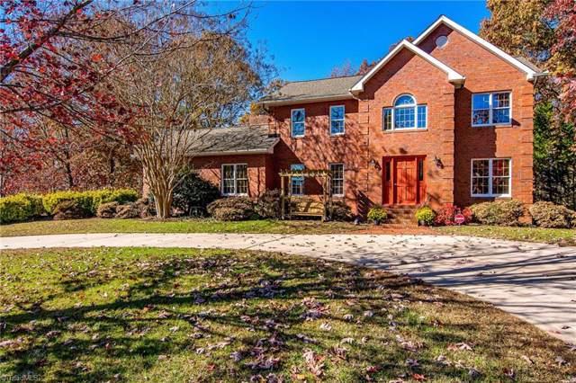 9417 Horse Creek Run, Kernersville, NC 27284 (MLS #956873) :: Ward & Ward Properties, LLC