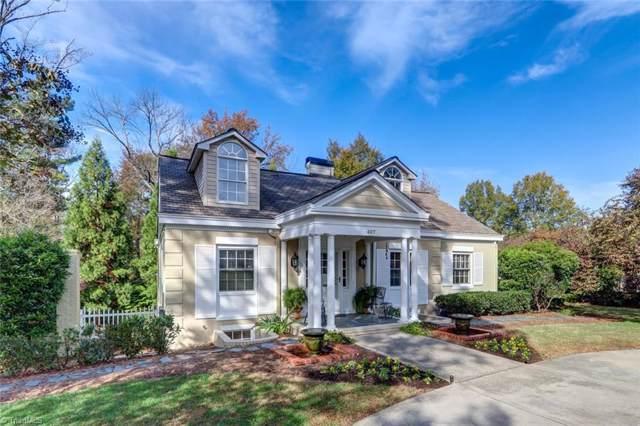 407 Ridgeway Drive, Greensboro, NC 27403 (MLS #956894) :: Ward & Ward Properties, LLC