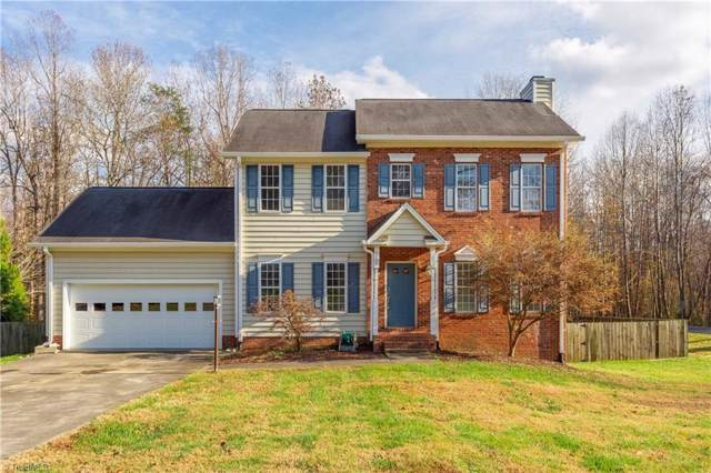 6105 Habersham Drive, Kernersville, NC 27284 (MLS #956939) :: RE/MAX Impact Realty