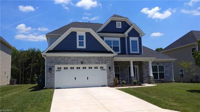 718 Cannonade Drive #496, Whitsett, NC 27377 (MLS #956996) :: Ward & Ward Properties, LLC