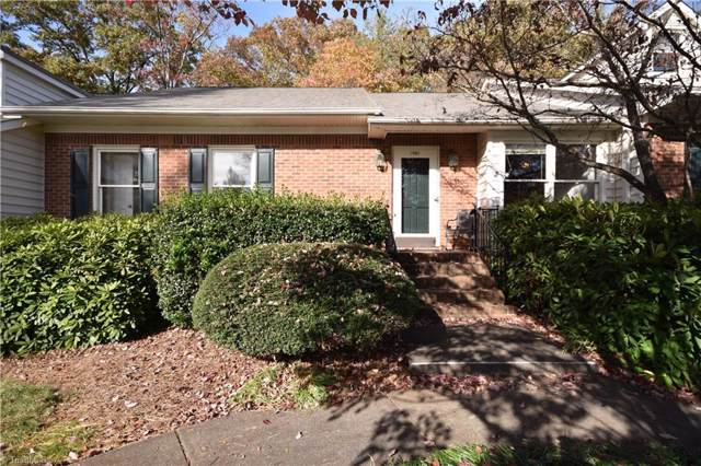 1908 Cliff Pointe Court, Winston Salem, NC 27106 (MLS #957065) :: Ward & Ward Properties, LLC