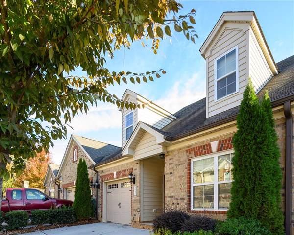 5047 Wyngate Village Drive, Winston Salem, NC 27103 (MLS #957067) :: Ward & Ward Properties, LLC