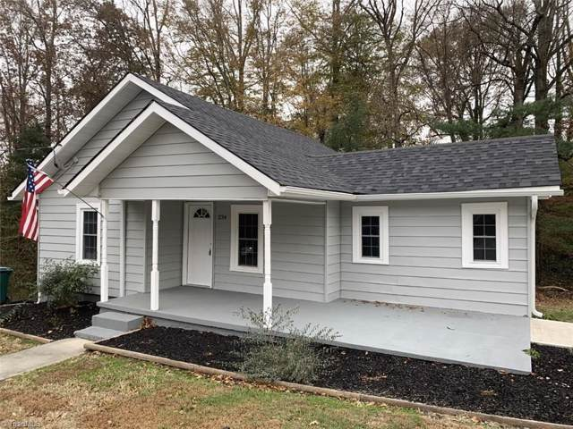 234 Byerly Street, Mount Airy, NC 27030 (MLS #957073) :: Berkshire Hathaway HomeServices Carolinas Realty