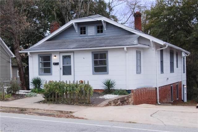 140 W Acadia Avenue, Winston Salem, NC 27127 (MLS #957085) :: Ward & Ward Properties, LLC