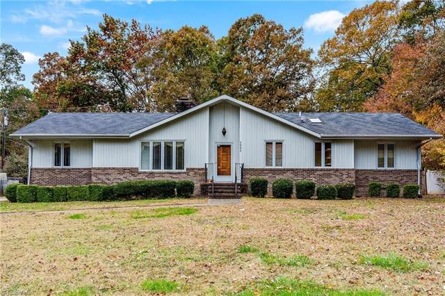 4904 Edinborough Road, Greensboro, NC 27406 (MLS #957104) :: Ward & Ward Properties, LLC