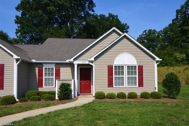 3835 Hanley Way, Walkertown, NC 27051 (MLS #957105) :: Ward & Ward Properties, LLC