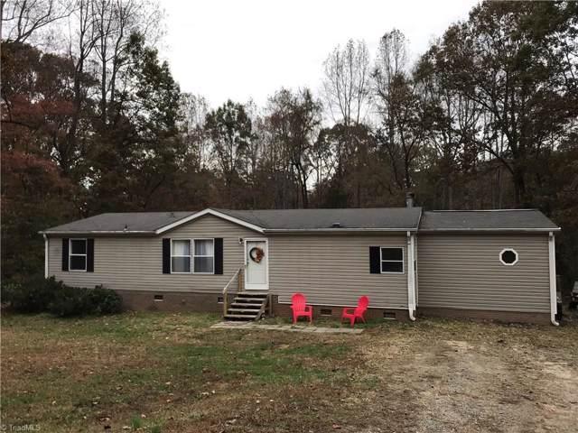 179 Lakewood Drive Road, Mocksville, NC 27028 (MLS #957153) :: Ward & Ward Properties, LLC