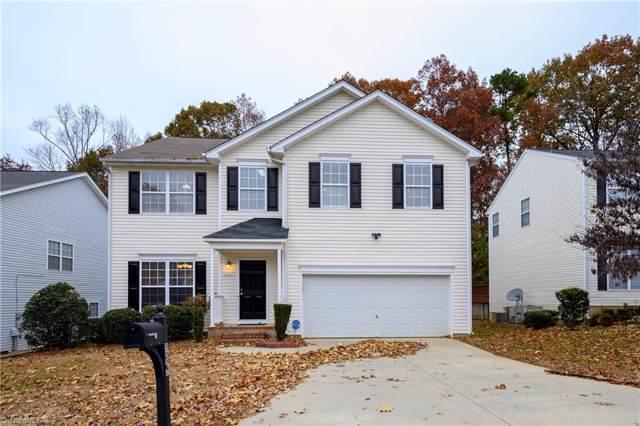 5227 Ivy Ridge Lane, Winston Salem, NC 27104 (MLS #957155) :: Ward & Ward Properties, LLC