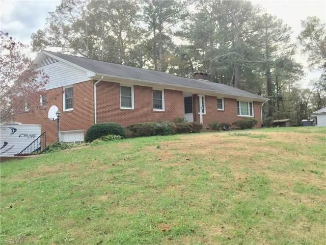 360 N Middleton Street, Robbins, NC 27325 (MLS #957174) :: Ward & Ward Properties, LLC