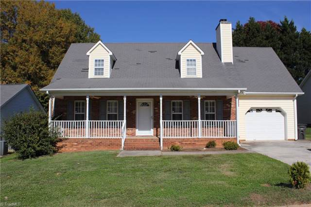 1823 Camden Forest Drive, Winston Salem, NC 27127 (MLS #957175) :: RE/MAX Impact Realty