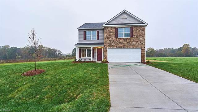 1650 Weatherend Drive #285, Winston Salem, NC 27045 (MLS #957183) :: RE/MAX Impact Realty