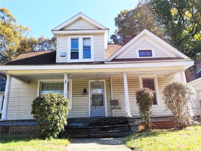 1025 S Aycock Street, Greensboro, NC 27403 (MLS #957241) :: Ward & Ward Properties, LLC