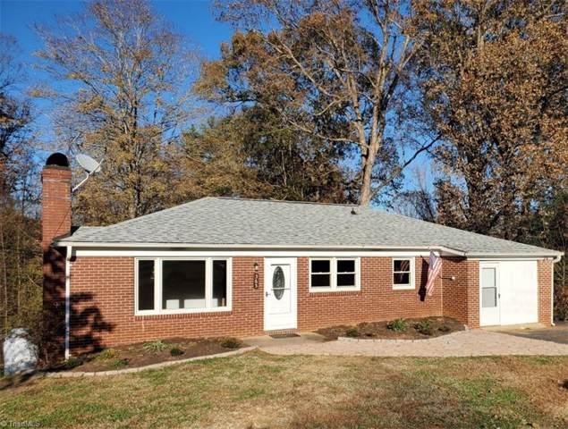 365 Hilltop Acres Street, North Wilkesboro, NC 28659 (MLS #957268) :: Ward & Ward Properties, LLC