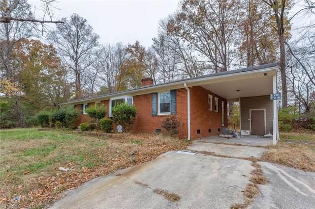 228 Ward Road, Greensboro, NC 27405 (MLS #957280) :: HergGroup Carolinas   Keller Williams