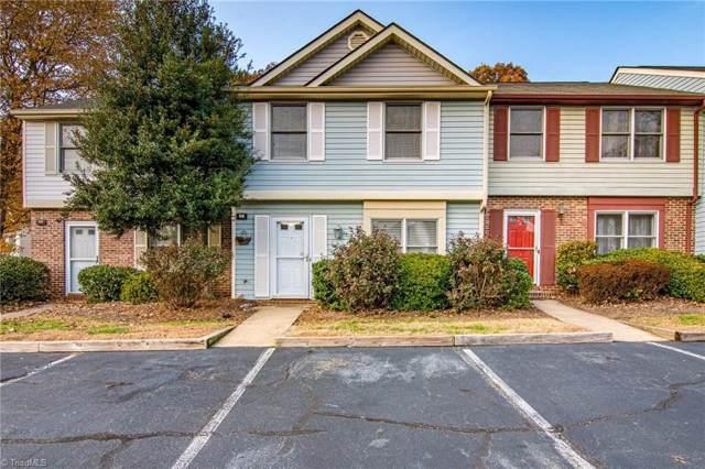 3703 Cotswold Terrace #69, Greensboro, NC 27410 (MLS #957294) :: Ward & Ward Properties, LLC
