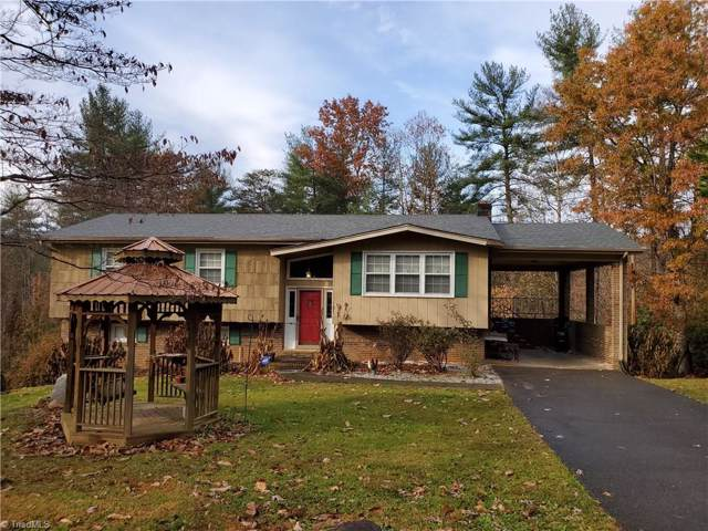 101 Tanglewood Drive, Mount Airy, NC 27030 (MLS #957331) :: Berkshire Hathaway HomeServices Carolinas Realty