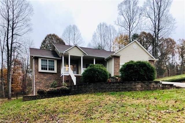 261 Clearwater Drive, Wilkesboro, NC 28697 (MLS #957356) :: Ward & Ward Properties, LLC
