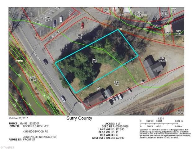 0 Front Street, Elkin, NC 28621 (MLS #957365) :: Berkshire Hathaway HomeServices Carolinas Realty