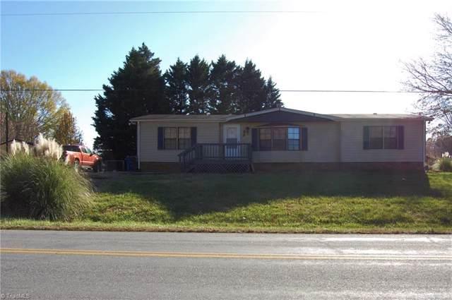 640 Benaja Road, Reidsville, NC 27320 (MLS #957378) :: Ward & Ward Properties, LLC