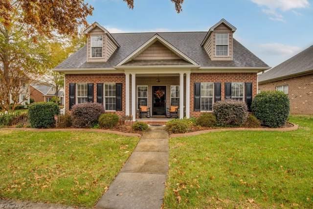 103 Millstone Lane, Advance, NC 27006 (MLS #957384) :: Ward & Ward Properties, LLC