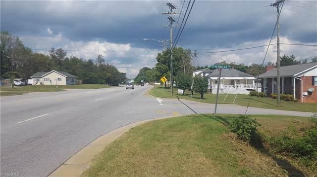 0 Sparta Road, North Wilkesboro, NC 28659 (MLS #957422) :: Ward & Ward Properties, LLC
