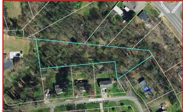 147 Hillsdale Drive, North Wilkesboro, NC 28659 (MLS #957475) :: Ward & Ward Properties, LLC