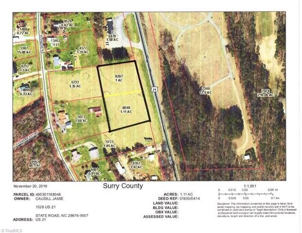 0 Us Highway 21, State Road, NC 28676 (MLS #957483) :: Berkshire Hathaway HomeServices Carolinas Realty