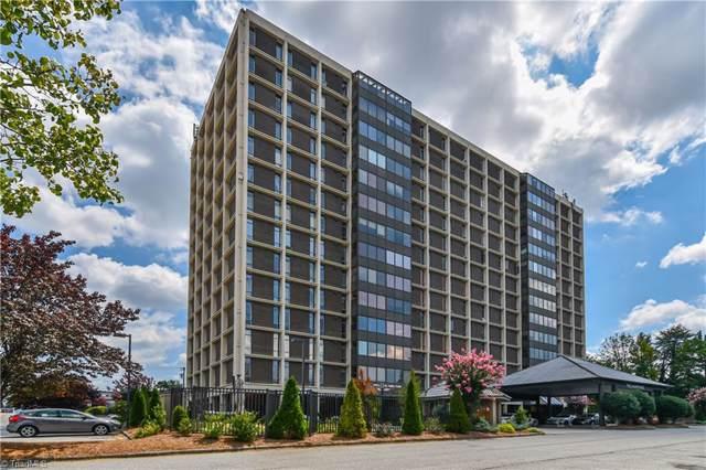 1101 Elm Street #1106, Greensboro, NC 27401 (MLS #957522) :: Ward & Ward Properties, LLC