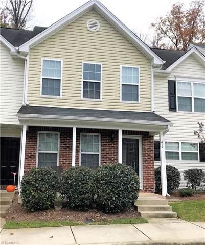 46 Ledgerstone Lane, Greensboro, NC 27407 (MLS #958594) :: Ward & Ward Properties, LLC