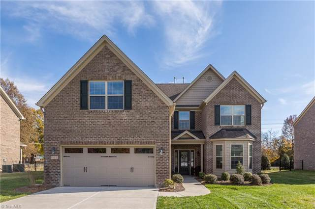 1122 Old Stone Lane, Kernersville, NC 27284 (MLS #958599) :: Ward & Ward Properties, LLC