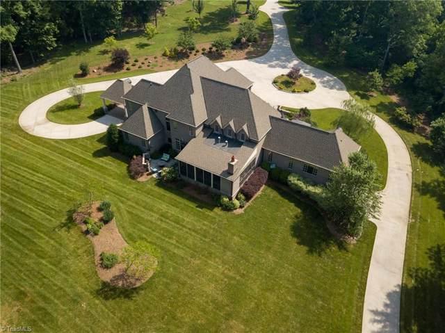 110 Nanzetta Way, Lewisville, NC 27023 (MLS #958605) :: Ward & Ward Properties, LLC