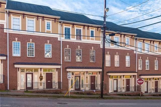 562 W Second Street, Winston Salem, NC 27101 (MLS #958690) :: Ward & Ward Properties, LLC